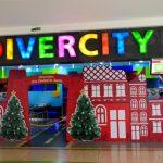 Disfruta la navidad en Divercity. En vacaciones el mejor plan para tus hijos está en La Ciudad de Santa