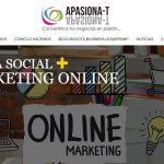 Si está buscando trabajo o quiere promocionar su marca, Apasiona-T ofrece la plataforma ideal