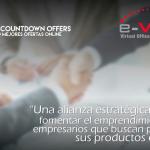 E-VOCS empresa líder de oficinas virtuales firma alianza con FIFTY OFFERS.COM.CO  para ofrecer sus servicios a bajo costo.