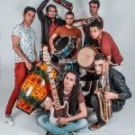 The Beat Robbers y Vivian Ossa, una mezcla voraz