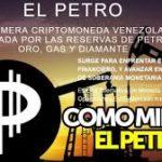 Gobierno venezolano fijó precio de venta del Petro